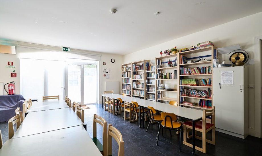 Bibliothek Estoril Deutsche Schule Lissabon