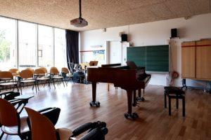Musik Deutsche Schule Lissabon