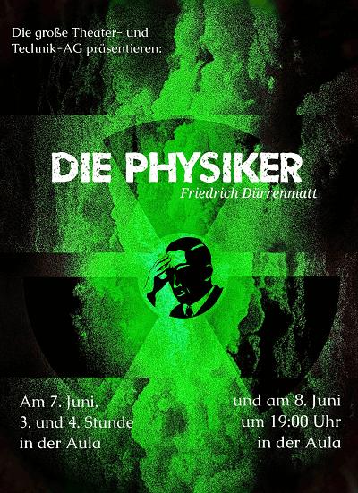 Die Physiker Friedrich Dürrenmatt