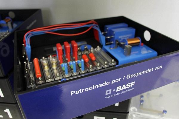 BASF Physikkasten