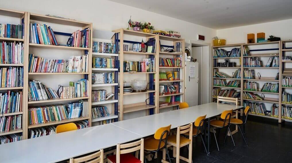 Bibliothek Escola Alemã Estoril
