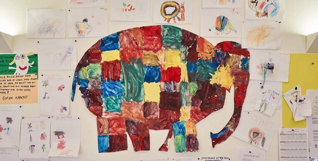 Elefant Kindergarten Lissabon Deutsche Schule