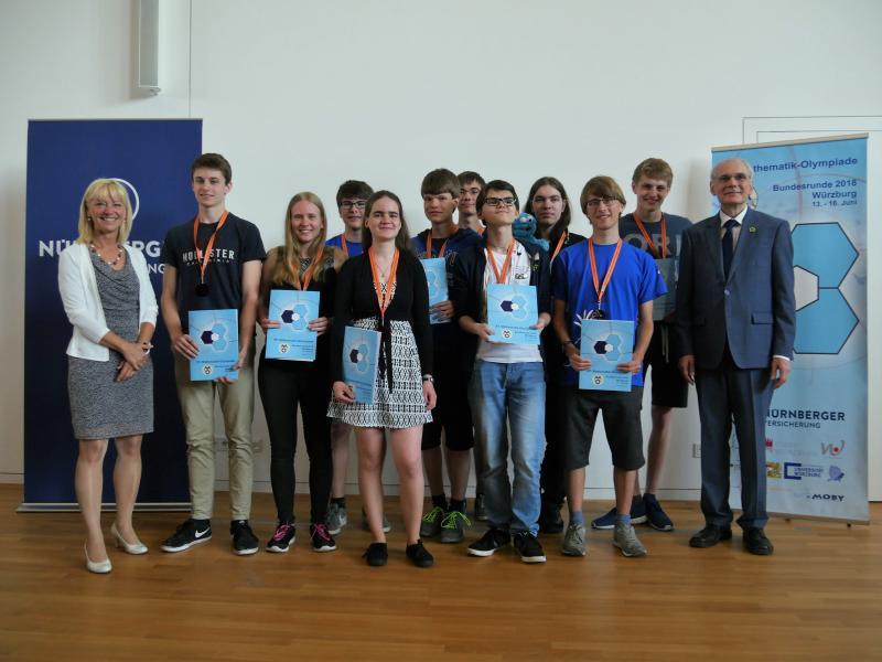 Deutsche Mathematik-Olympiade 2018 Deutsche Schule Lissabon