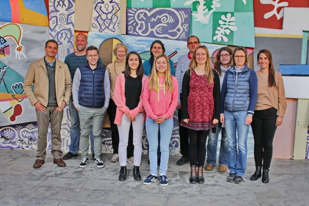 Steuergruppe Deutsche Schule Lissabon