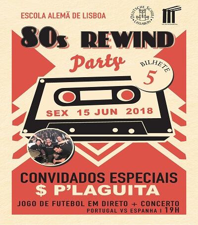 80's Party DSL EAL Plaguita