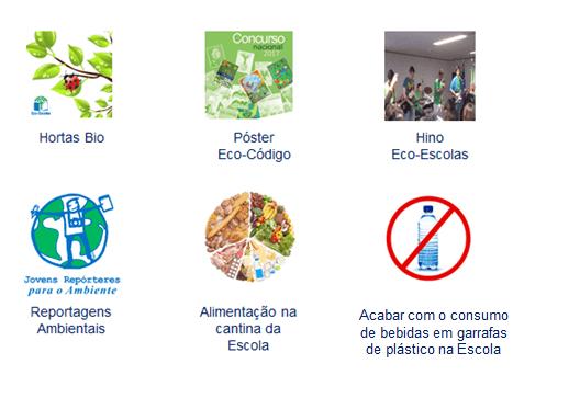 Projetos Eco Escolas EAL Lisboas DSL