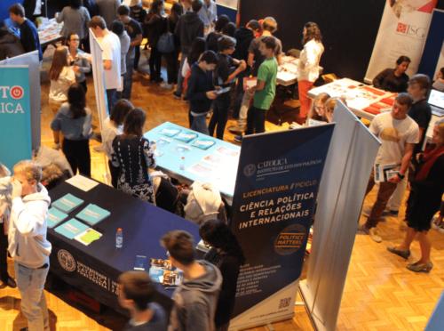 Studienmesse Berufsmesse Lissabon