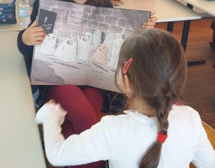 Vorlesetag Grundschule