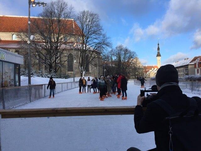 Tallinn Schüleraustausch