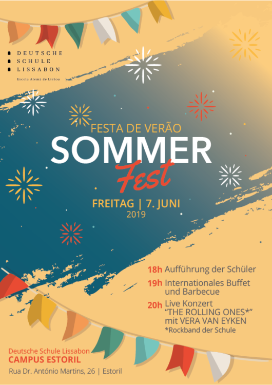 sommerfest estoril 2019 DSL