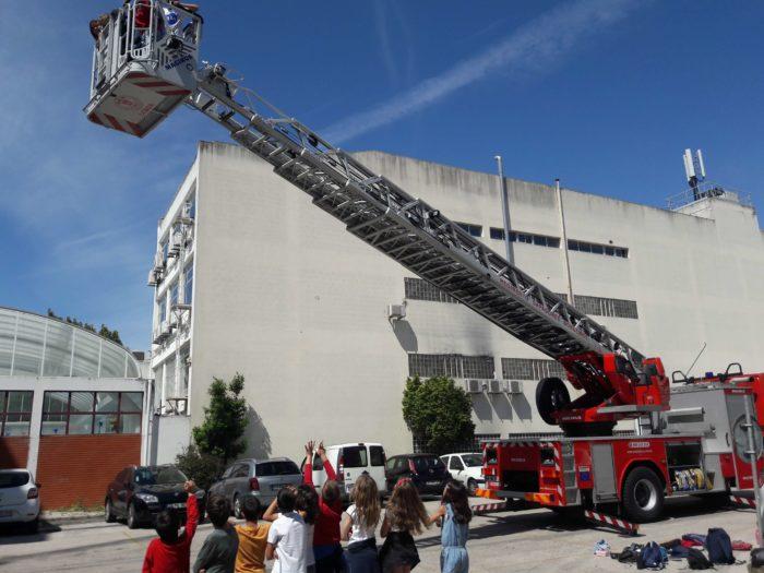Feuerwehrausflug DSL
