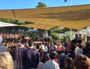 Sommerfest Estoril Aufführung