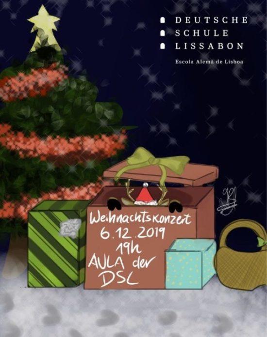 weihnachtskonzert DSL