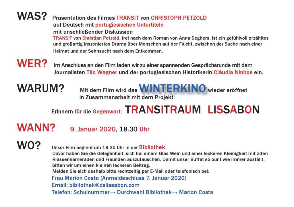 Transit Christian Petzold