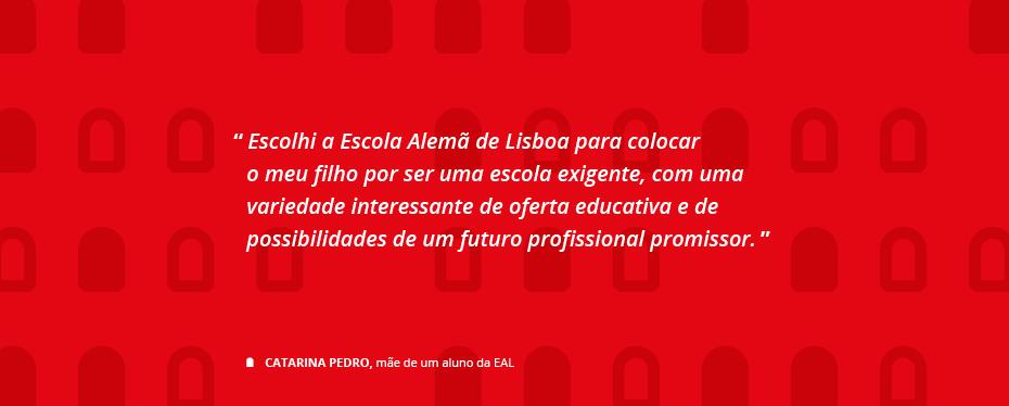 Testemunhos Escola Alemã de Lisboa 7
